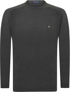 Czarny sweter Sir Raymond Tailor