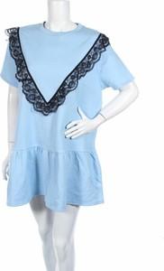 Niebieska sukienka 12 Midnight mini