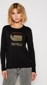 Bluzka G-Star Raw z długim rękawem