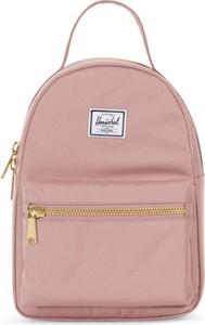 Różowy plecak Herschel Supply Co.