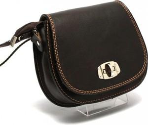 3784d0428c7b6 małe czarne torebki skórzane - stylowo i modnie z Allani