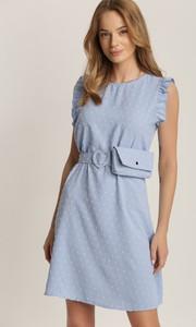 Niebieska sukienka Renee mini