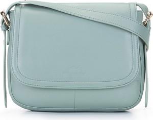 Niebieska torebka Wittchen średnia