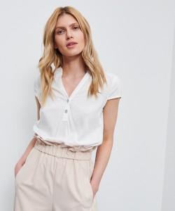 Bluzka Reserved z krótkim rękawem