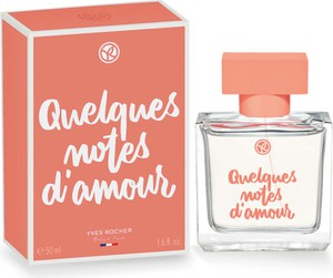 Yves Rocher Woda perfumowana Quelques Notes d'Amour