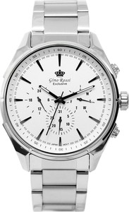 Zegarek męski Gino Rossi TERAMO E11453B-3C1 +PUDEŁKO