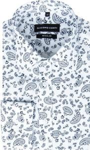 Koszula Giacomo Conti w młodzieżowym stylu z tkaniny