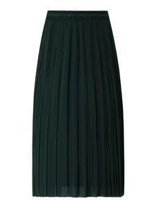 Zielona spódnica Montego z szyfonu
