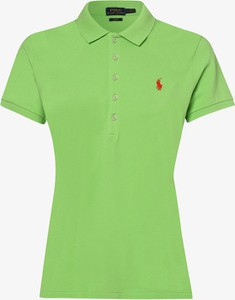 T-shirt POLO RALPH LAUREN z krótkim rękawem z golfem