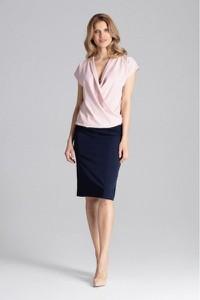 Różowa bluzka Figl