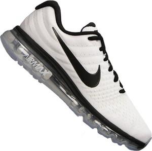 Buty sportowe Nike w sportowym stylu sznurowane z tkaniny