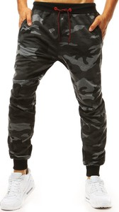 Spodnie sportowe Dstreet z bawełny