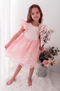 93254a11 sukienki koronkowe dla dziewczynek - stylowo i modnie z Allani