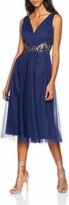 Niebieska sukienka Little Mistress