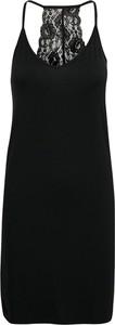 Czarna sukienka Culture z dekoltem w kształcie litery v