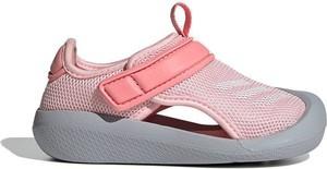 Buty dziecięce letnie Adidas ze skóry