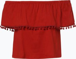 Czerwony top Aygill`s hiszpanka