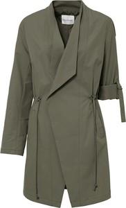 Zielona kurtka bonprix w stylu casual