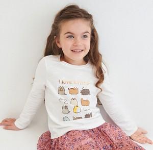Koszulka dziecięca Reserved z długim rękawem z bawełny
