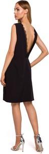 Sukienka MOE midi z tkaniny