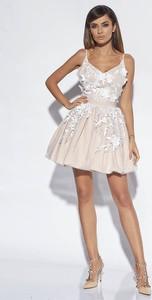 Sukienka Lou Women`s Fashion rozkloszowana