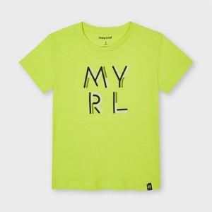 Koszulka dziecięca Mayoral z krótkim rękawem dla chłopców