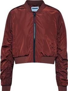 Czerwona kurtka Noisy May w stylu casual