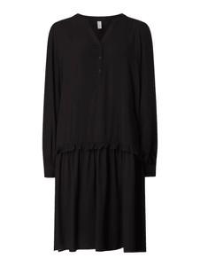 Sukienka Soyaconcept mini z długim rękawem w stylu casual