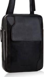 Czarna torba Betlewski