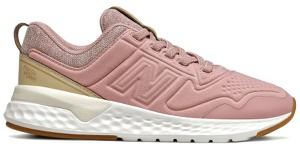 Buty sportowe dziecięce New Balance sznurowane