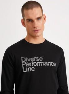 Koszulka z długim rękawem Diverse w młodzieżowym stylu z długim rękawem