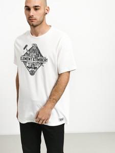 T-shirt Element z krótkim rękawem