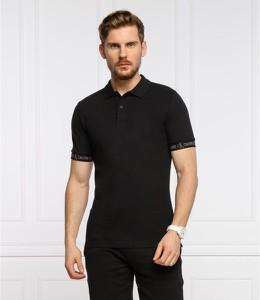 Koszulka polo Calvin Klein z krótkim rękawem w stylu casual