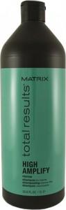 MATRIX TOTAL RESULTS High Amplify szampon do włosów cienkich 1000ml