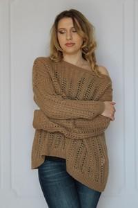 Sweter arioso.pl w stylu casual