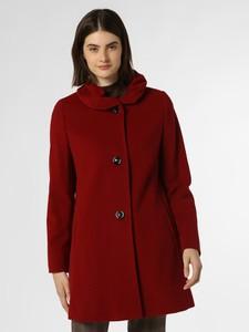 Czerwony płaszcz Gil Bret z kaszmiru w stylu casual