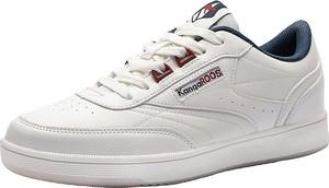 Buty sportowe Kangaroos z płaską podeszwą sznurowane