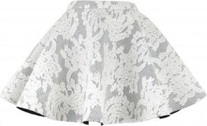 6f2cdf17 spódnica żakardowa - stylowo i modnie z Allani