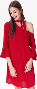 Sukienka Top Secret asymetryczna mini