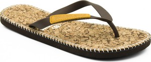 Złote buty letnie męskie Brasileras w sportowym stylu