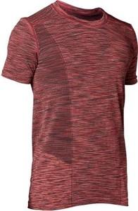 Czerwony t-shirt Domyos