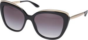 Fioletowe okulary damskie Dolce & Gabbana