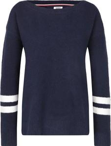 Sweter Tommy Jeans z wełny