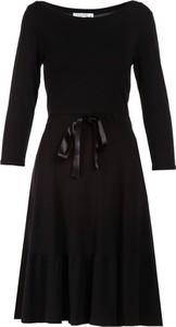 Sukienka Multu z długim rękawem w stylu casual mini