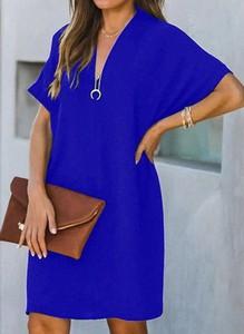 Sukienka Arilook z bawełny w stylu casual