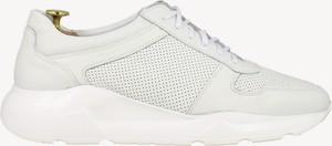 Buty sportowe Gino Vertucci sznurowane ze skóry