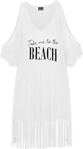 T-shirt bonprix bpc selection z dżerseju