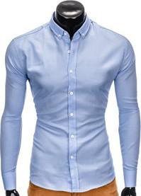 Koszula ombre clothing z długim rękawem