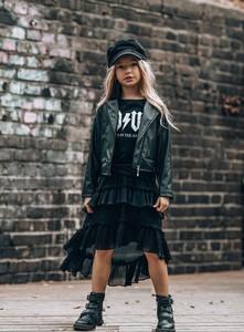 Czarna spódniczka dziewczęca All For Kids
