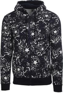 Czarna bluza Neidio w młodzieżowym stylu